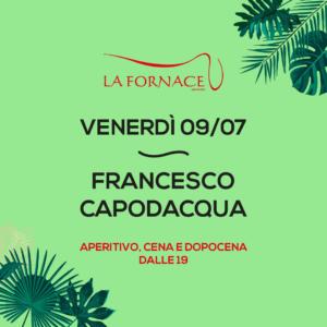 Francesco Capodacqua Fornace . 9 Luglio